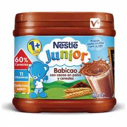 NESTLE JUNIOR BABYCAO CHOCOLATE 400 GR