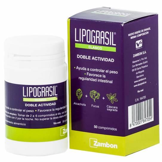 Lipograsil Clasico Doble Actividad