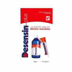 DESENSIN PACK PASTA DENTAL + COLUTORIO (ENJUAGUE