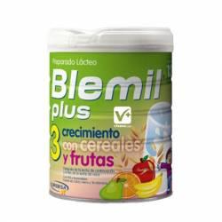 BLEMIL PLUS 3 CRECIMIENTO CEREALES Y FRUTA 400 G