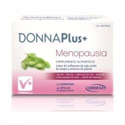 DONNA PLUS MENOPAUSIA 30 CÁPSULAS + 30 COMPRIMII