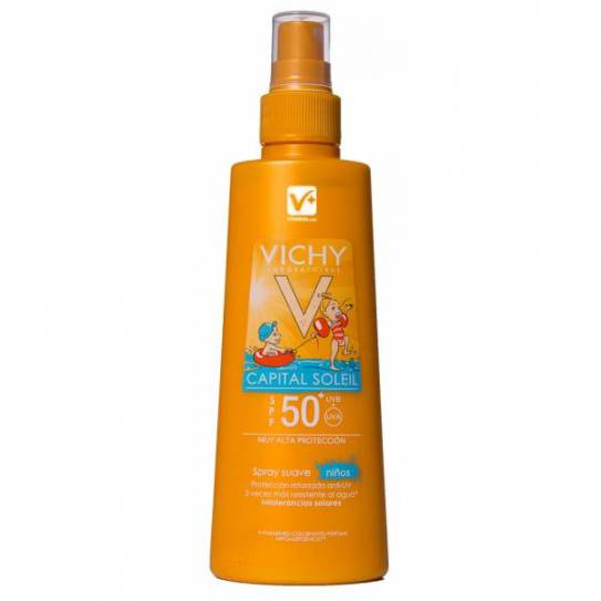 VICHY CAPITAL SOLEIL SPF 50+ SPRAY INFANTIL