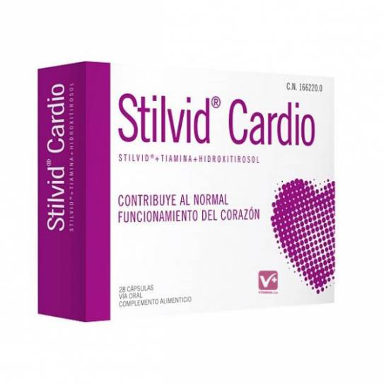 STILVID CARDIO 28 CÁPSULAS
