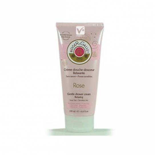 ROGER & GALLET GEL DE DUCHA ROSE 200ML