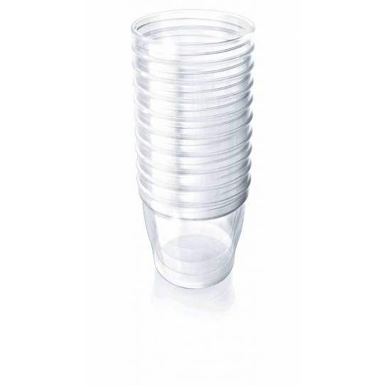 AVENT VASOS VIA 240ML 10 UDS SCF616/10