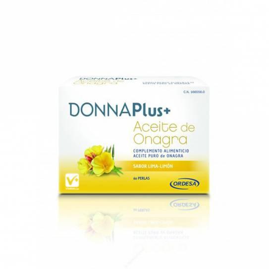 Donna Plus aceite de onagra 60 perlas