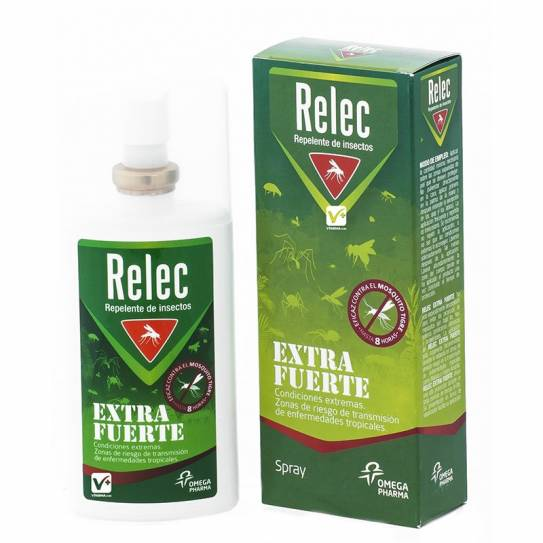 Relec Extra Fuerte Spray 75ml