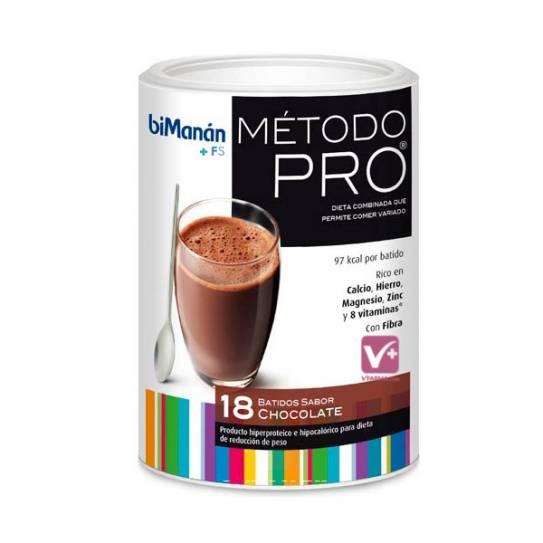 BIMANAN PRO BATIDO CHOCOLATE ECO 18 COMIDAS