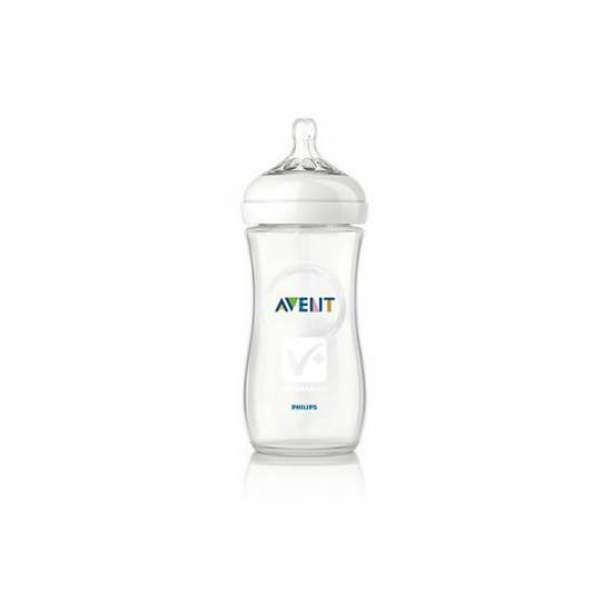 AVENT PHILIPS BIBERON PP NATURAL 330 ML