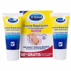 DR SCHOLL DUPLO CREMA REPARACION