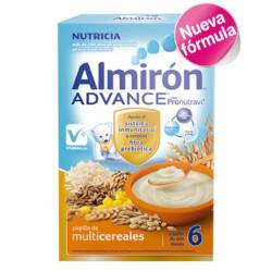 ALMIRON ADVANCE MULTICEREALES 300 GR 2 UDS