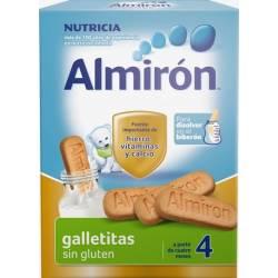 Almirón Milupa Galletas Sin Gluten 4+