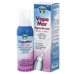 Vicks VapoMar Isotónico Spray Nasal para Bebés10