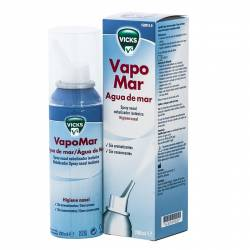Vicks VapoMar Isotónico Spray Nasal Agua de Mar