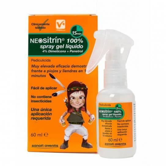 NEOSITRIN 100 % SPRAY + CHAMPU ANTIPIOJOS KIT