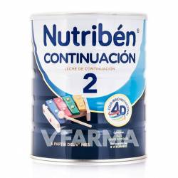 Nutriben Continuacion 800 Gr
