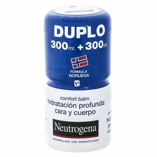 Neutrogena Comfort Balm Hidratación Profunda DUO