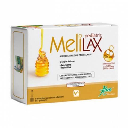 ABOCA MELILAX INFANTIL MICROENEMAS 5 GR 6 UDS