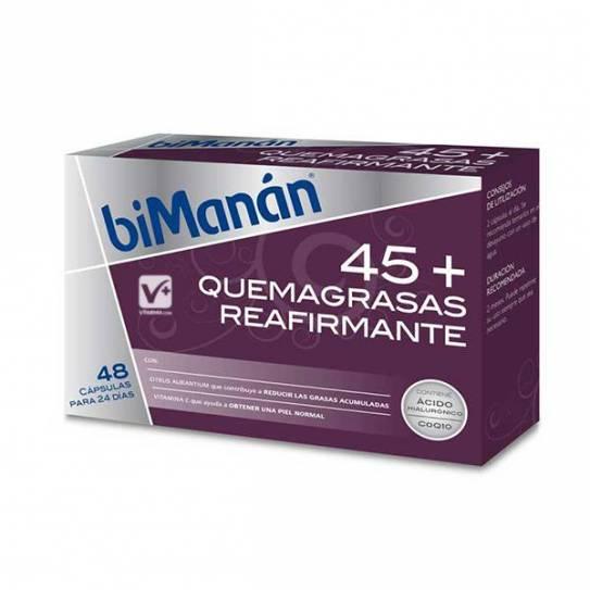 BIMANAN 45 + QUEMAGRASAS REAFIRMANTE 48 CAPS