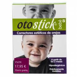 Otostick Corrector Estético de orejas + Gorro 8U