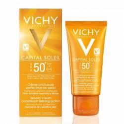 VICHY CAPITAL SOLEIL BB SPF 50 ACABADO SECO