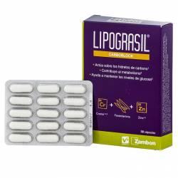 LIPOGRASIL CARBOBLOCK 30 CAPS
