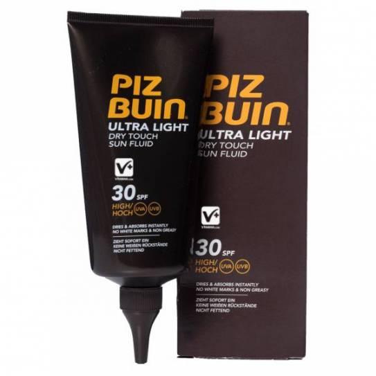 PIZ BUIN IN SUN DRY TOUCH SUN FLUID 30SPF 150ML
