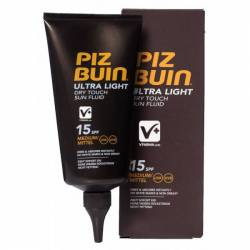 PIZ BUIN IN SUN DRY TOUCH FACE FLUID 15 SPF 50ML