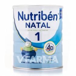 Nutriben Natal 800 GR Leche Lactantes 1