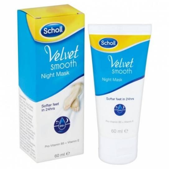 Máscara de Noche 60 ml Velvet Smooth 1 Ud Dr Sch