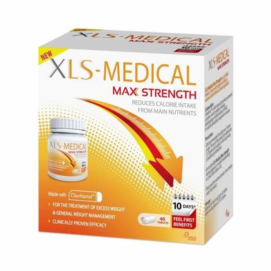 XLS Medical Max Strength 120 Comprimido