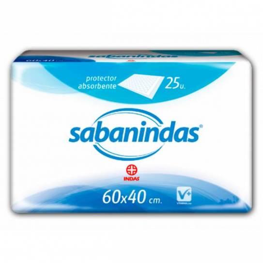 EMPAPADORES SABANINDAS PROTECTORES DE CAMA 60 X