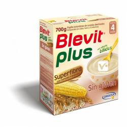 BLEVIT PLUS SIN GLUTEN SUPERFIBRA 600 GR