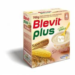BLEVIT PLUS SIN GLUTEN SUPERFIBRA 600 GR