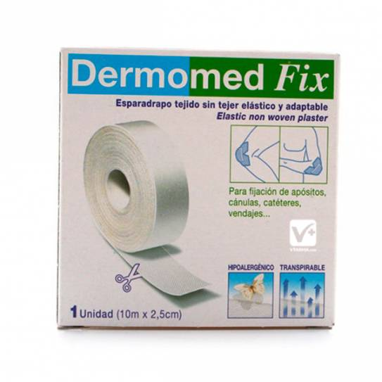 DERMOMED FIX ESPARADRAPO 10 X 2,5 CM.