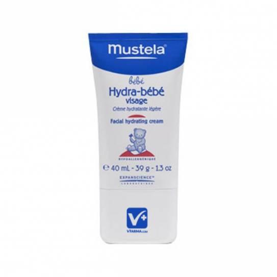 MUSTELA CREMA HYDRA-BEBE 40 ML