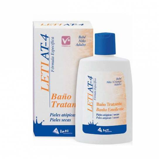 LETI AT-4 BAÑO TRATANTE 200ML