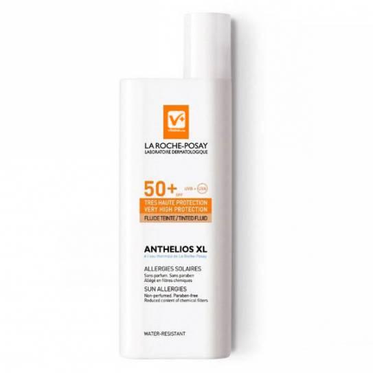 ANTHELIOS XL 50+ FLUIDO ROSTRO OIL-FREE 50ML