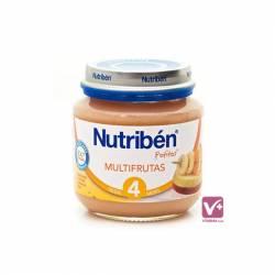 NUTRIBEN MULTIFRUTAS 130 GR POTITO DE INICIO