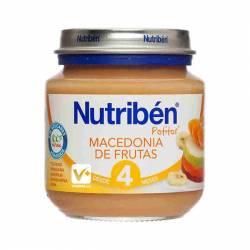 NUTRIBEN MACEDONIA DE FRUTAS 130 GR INICIO