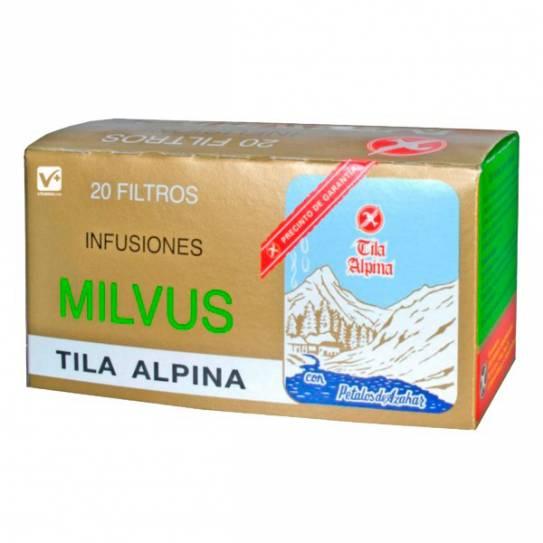 ALPINA FLOR DE TILA MILVUS 20 UDS