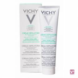 VICHY DEPILATORIO DERMO TOLERANCIA 150ML CREMA