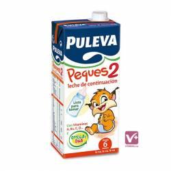 PULEVA PEQUES 2 - LECHE LIQUIDA 1 LITRO