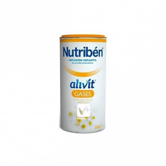 NUTRIBEN ALIVIT GASES 200 GR GRANULADO