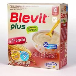 BLEVIT PLUS SIN GLUTEN 600 GR