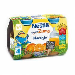 NESTLE ZUMO NARANJA PACK 2 X 125 ML