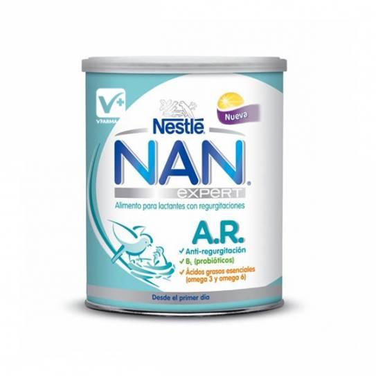 NAN AR (ANTES NIDINA A.R.) 800 GR