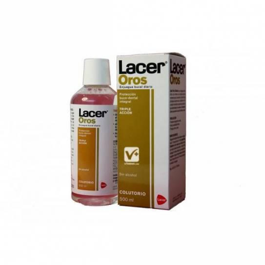 LACER OROS COLUTORIO (ENJUAGUE) 500ML