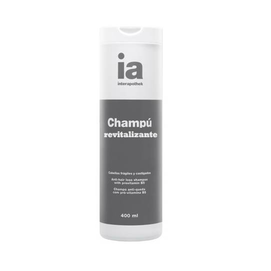 Interapothek Champu Revitalizante 400ml