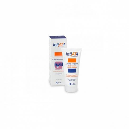 LETI AT-4 CREMA PIELES SECAS Y ATOPICAS 200ML.